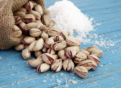 The Healthy Pistachios Project