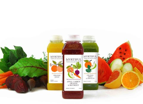 Myrtiful Juices